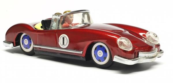 Elegant Car Model No 1