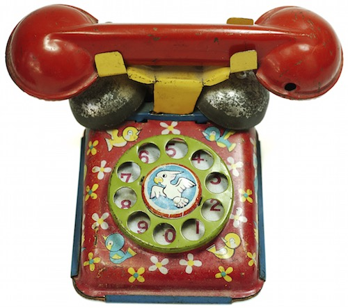 Smart Phone (Tin Toy)